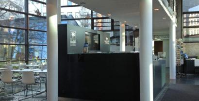 Foyer Horst Janssen Museum Oldenburg