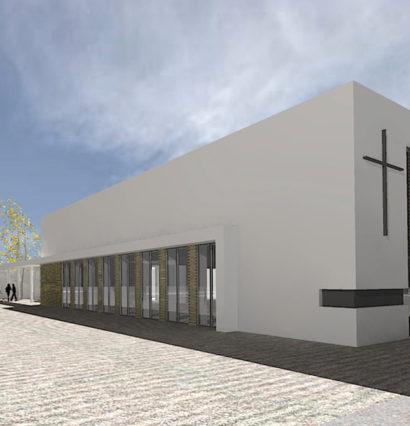Gemeindezentrum Deelweg 1.Preis