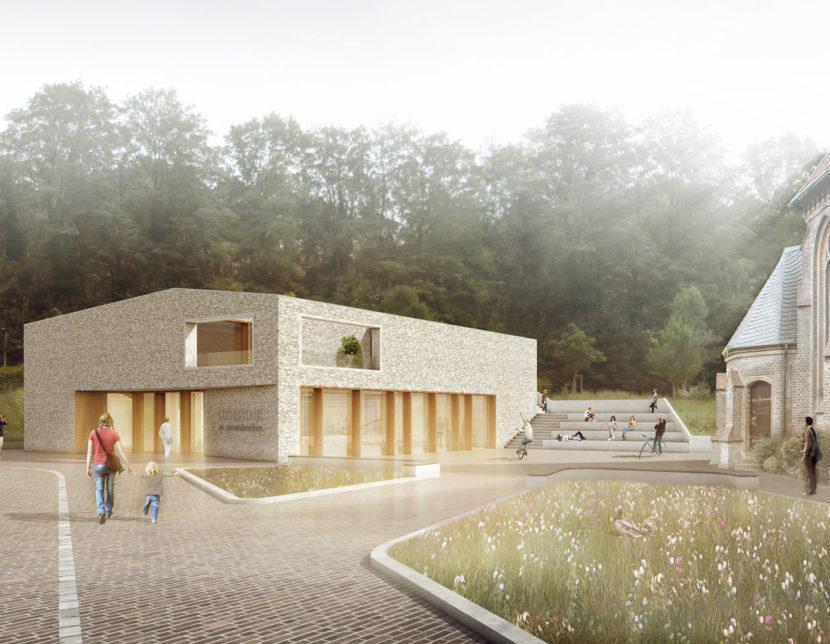 Gemeindezentrum Georgsmarienhütte 1.Preis