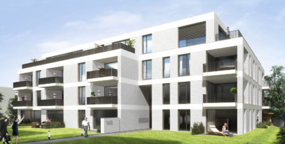 Wohngebäude Stautor Carrée