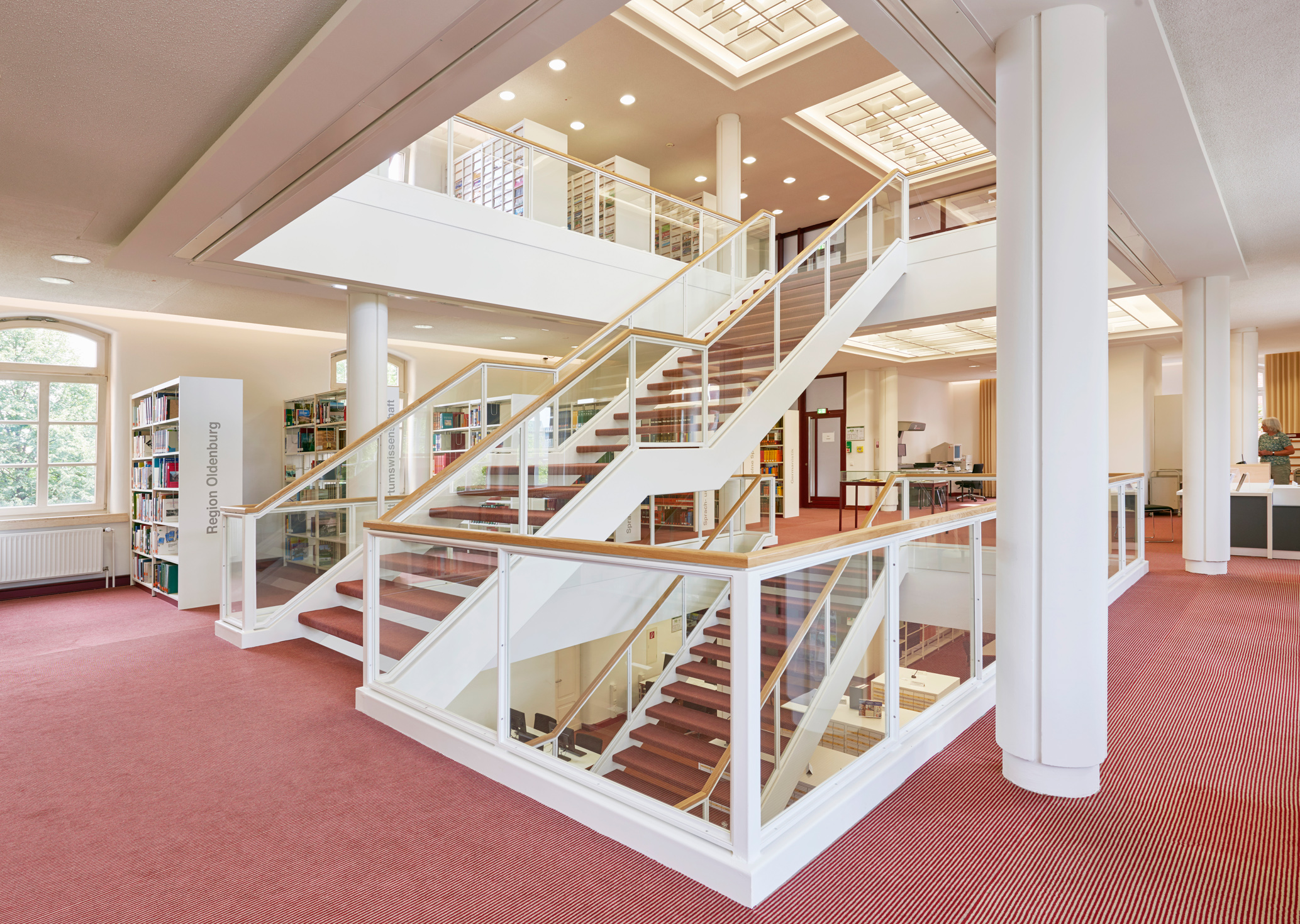 Landesbibliothek Oldenburg – kbg architekten