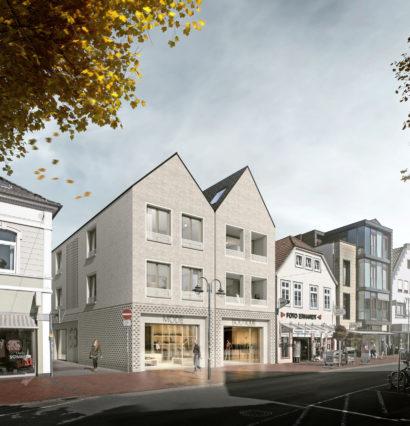 Wohn- und Geschäftshaus in Vechta