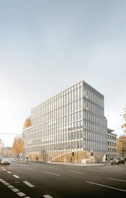 Direktionsgebäude Öffentliche Landesbrandkasse, Anerkennung
